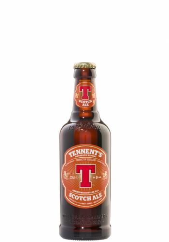 Tennent's Strong Scotch Ale 330ml