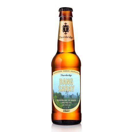 Thornbridge Bang Saray 330ml Pale Ale