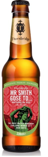 Thornbridge Mr. Smith Gose To 330ml