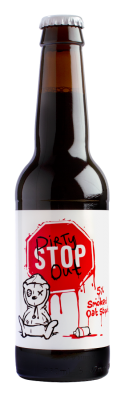 Tiny Rebel Dirty Stop Out 330ml Validade 23/08/2018