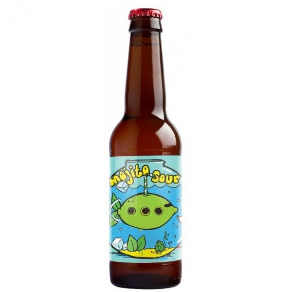 Tiny Rebel Mojito Sour 330ml