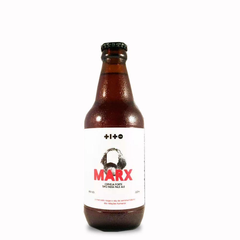 Tito Bier Marx Red Ipa 300ml