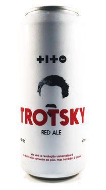 Tito Trotsky Red Ale Lata 473ml