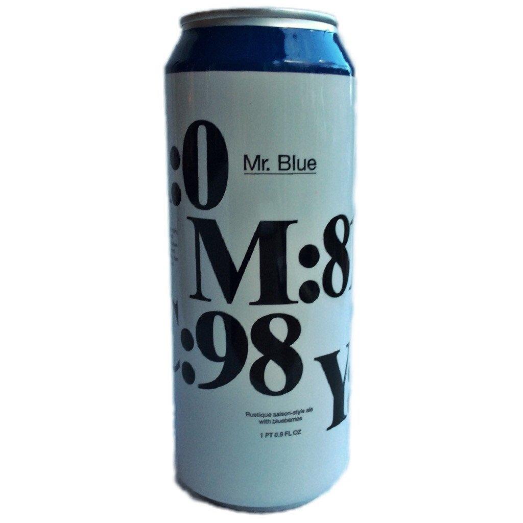 To Øl Mr. Blue Lata 500ml Saison c/ Mirtilo