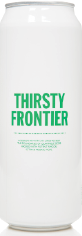To Øl Thirsty Frontier Lata 500ml Session IPA