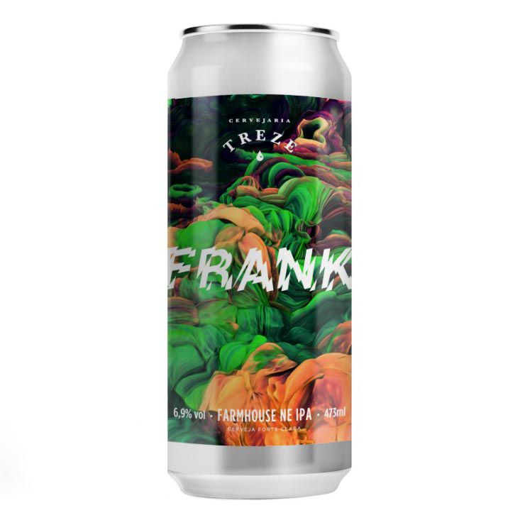 Treze Frank 473ml Farmhouse NE IPA