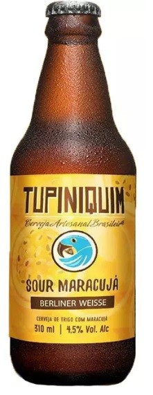 Tupiniquim Sour Maracujá 310ml