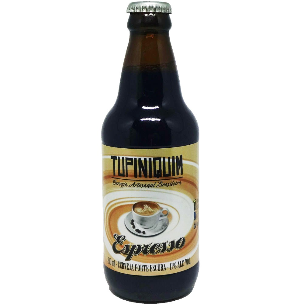 Tupiniquim Espresso 310ml Imperial Stout