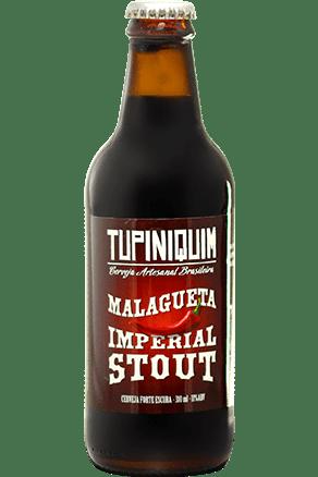Tupiniquim Malagueta 310ml Imperial Stout