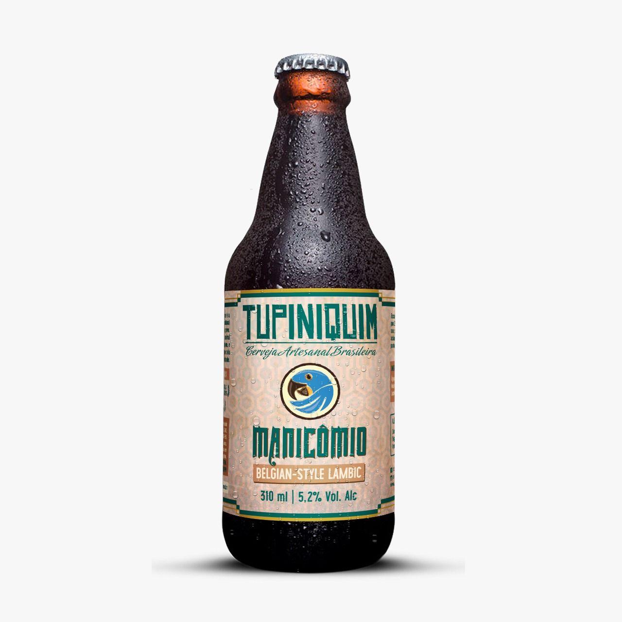 Tupiniquim Manicômio 310ml Lambic