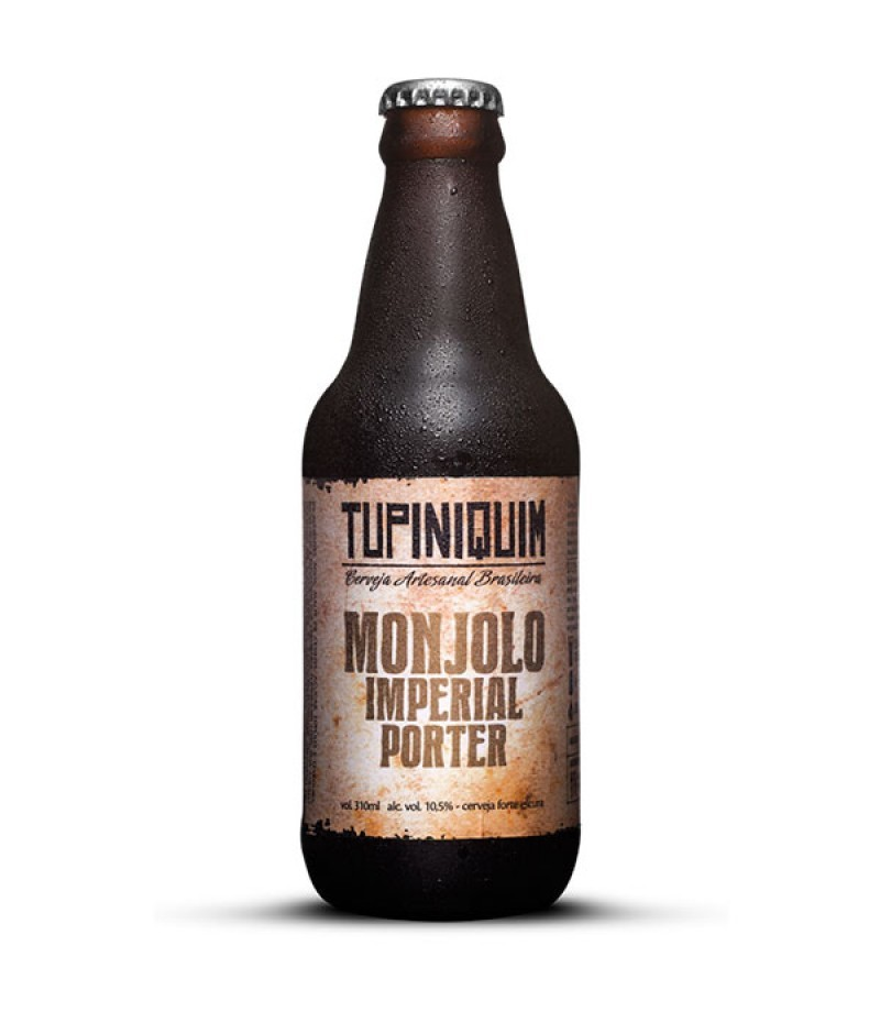 Tupiniquim Monjolo 310ml Imperial Porter