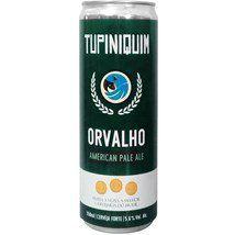 Tupiniquim Orvalho   Lata 350ml  American Pale  Ale