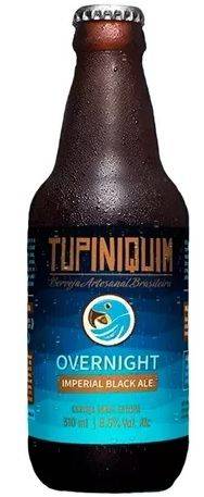 Tupiniquim Overnight 310ml American Black Ale
