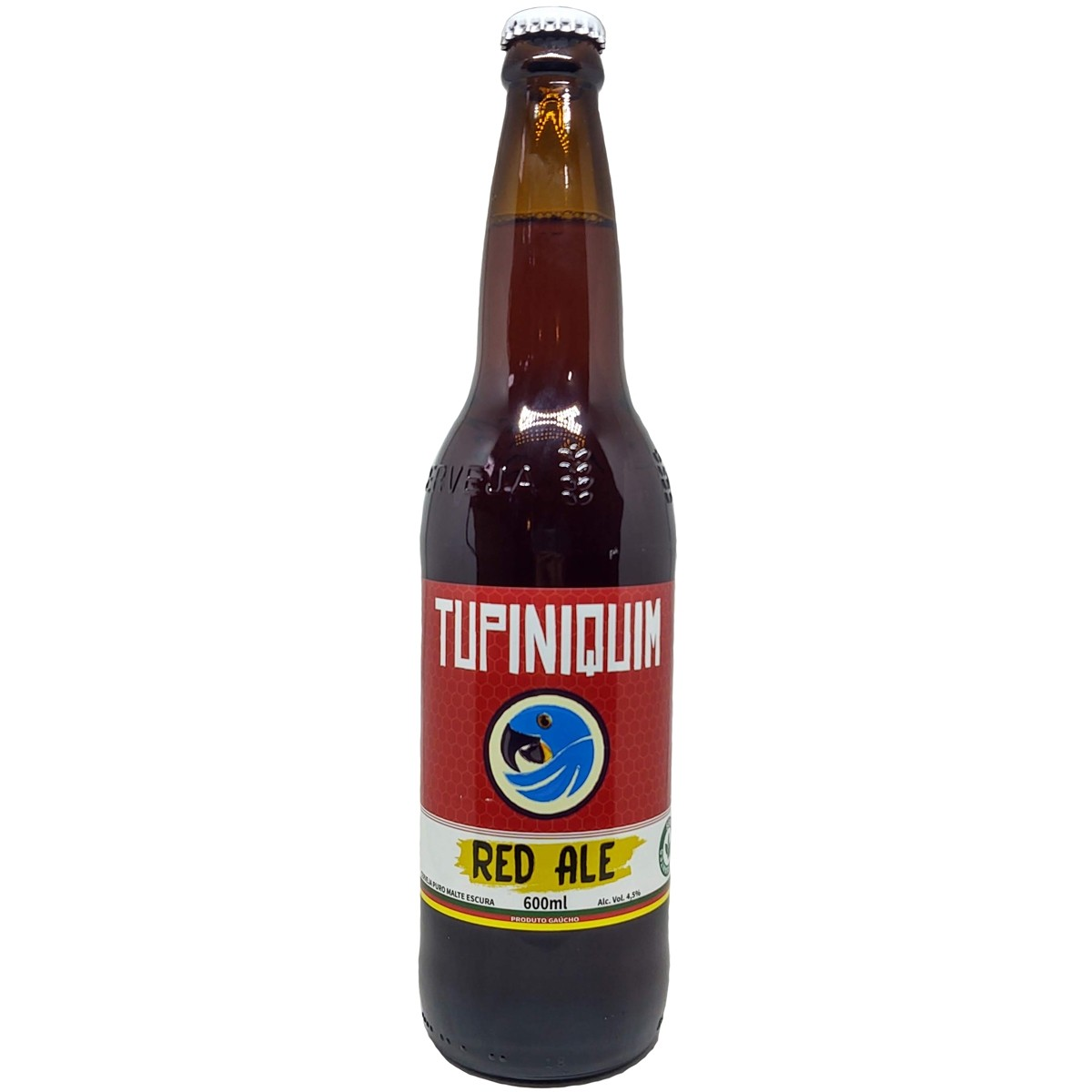Tupiniquim Red Ale 600ml