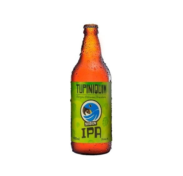 Tupiniquim Session Ipa 600ml