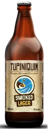 Tupiniquim Smoked Lager 600ml