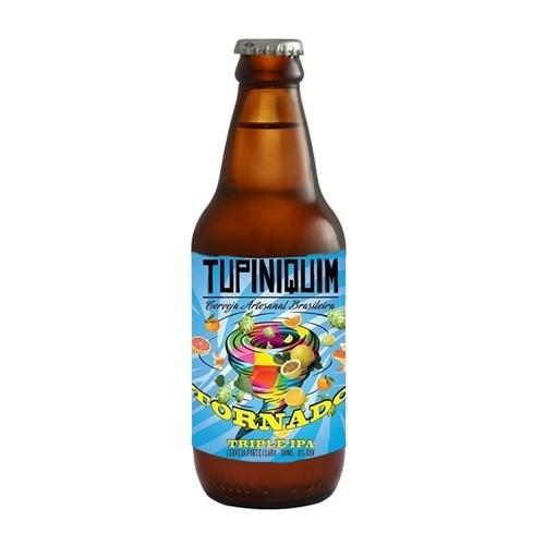 Tupiniquim Tornado 310ml Triple IPA