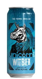 StartUp Unicorn Witbier Lata 473ml