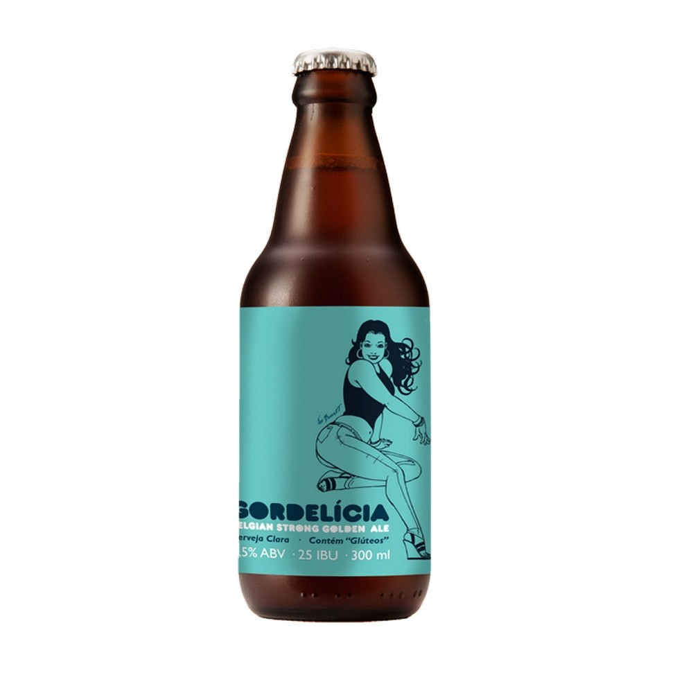 Urbana Gordelícia 300ml Golden Strong Ale
