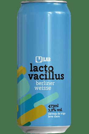 Urbana Lacto Vacillus Lata 473ml Validade 30/07/2018