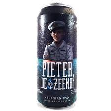 Van Been Pieter de Zeeman Lata 473ml Belgian IPA