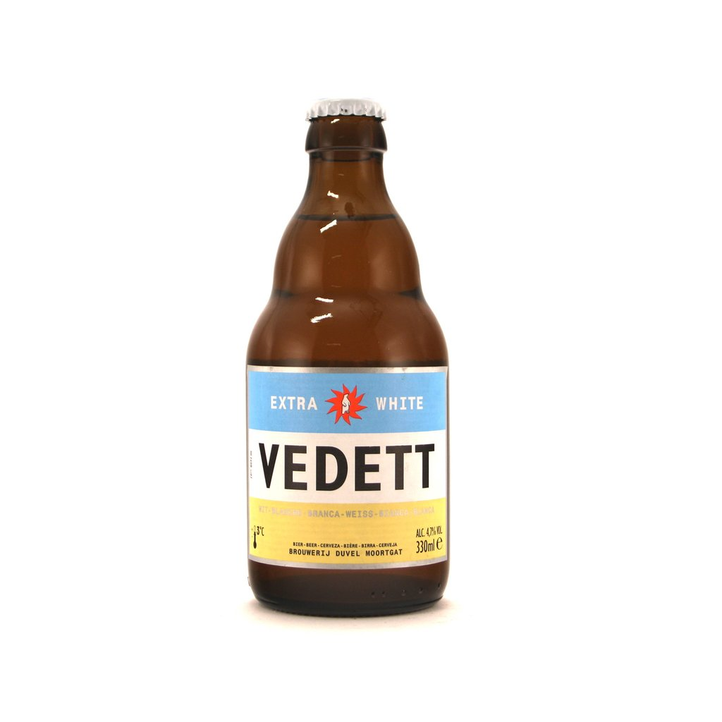 Vedett Extra White 330ml Witbier