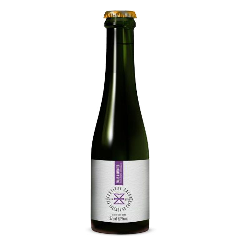 Zalaz / Infected Barrel Aged Saison 2019 375ml