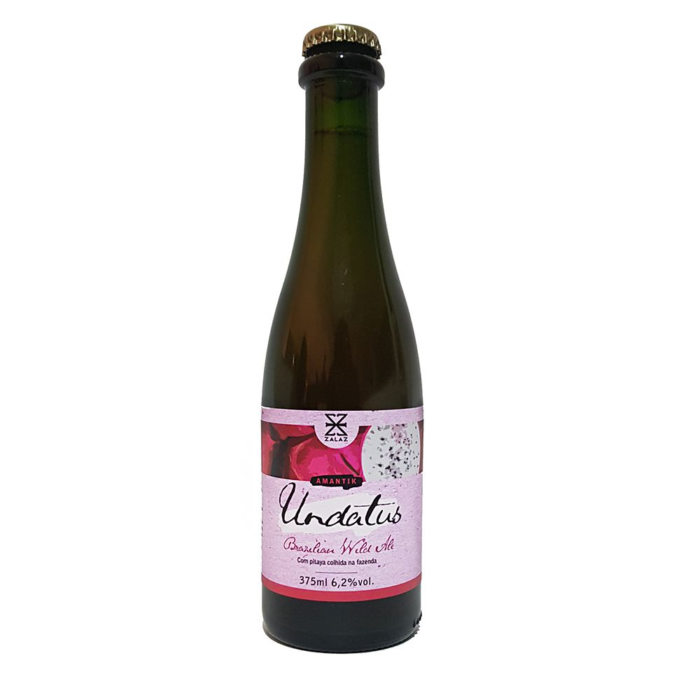 Zalaz Undatus Brazilian Wild Ale 375ml