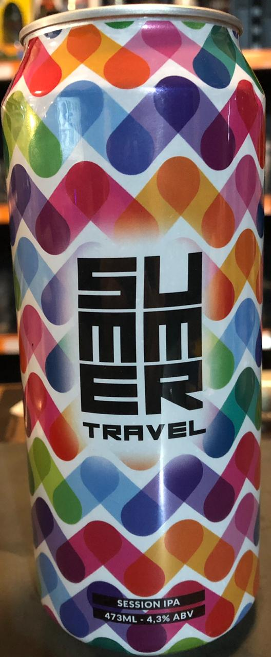 Zepelim Summer Travel Session IPA Lata 473ml
