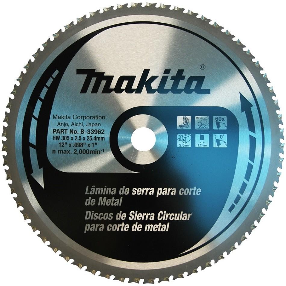 Lâmina de Serra 305mm p/ LCT1230 B-33956 Makita