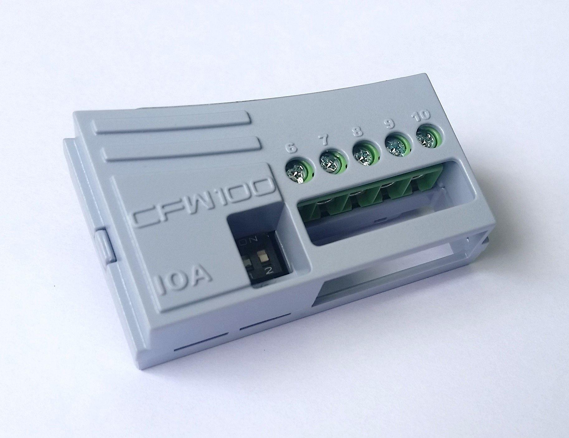 Módulo de Expansão CFW100-IOA p/ Inversor CFW100 Weg
