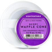 Refil SCENTPORTABLE - Berry Waffle Cone