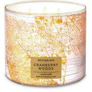Vela 3 Pavios - Cranberry Woods