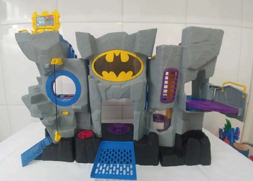 BAT CAVERNA FISHER PRICE ( SEMI-NOVA)
