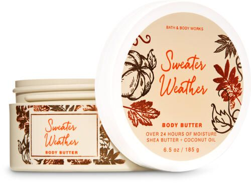 Body Butter - Sweater Weather