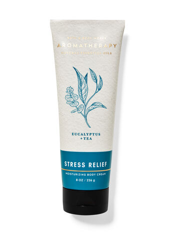 Body Cream - Aromatherapy - Eucalyptus Tea