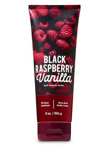 Body Cream - Black Raspberry Vanilla