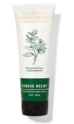 Body Cream - Aromatherapy - Eucalyptus Spearmint
