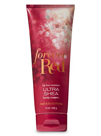 Body Cream - Forever Red