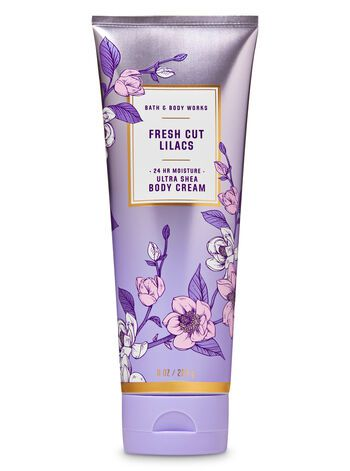 Body Cream - Fresh Cut Lilacs