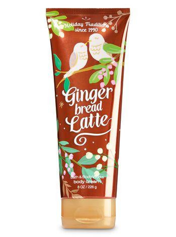 Body Cream - Gingerbread Latte