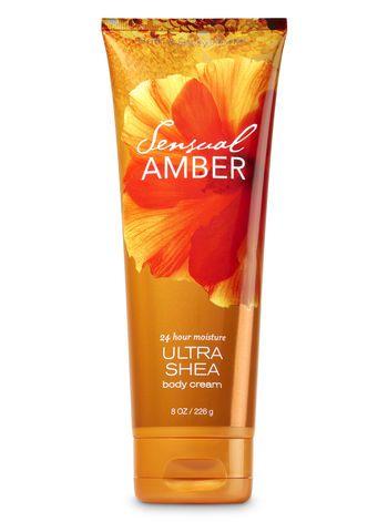 Body Cream - Sensual Amber
