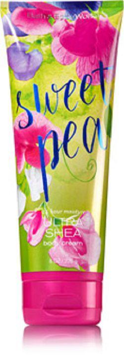 Body Cream - Sweet Pea