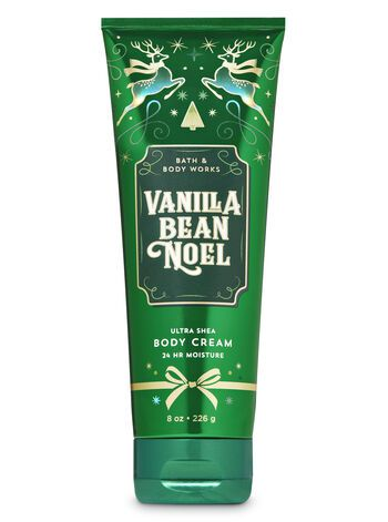 Body Cream - Vanilla Bean Noel