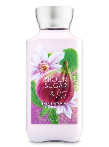 Body Lotion - Browns Sugar & Fig