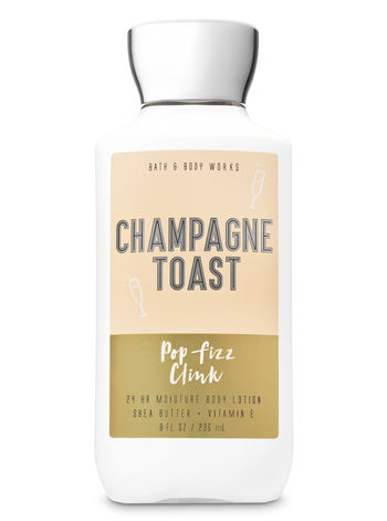 Body Lotion - Champagne Toast (Super Smooth)