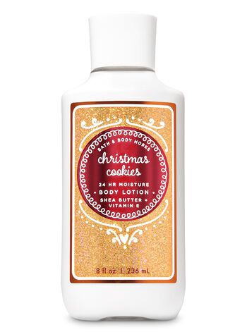 Body Lotion - Christmas Cookies (Super Smooth)