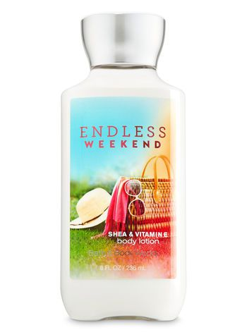 Body Lotion - Endless Weekend
