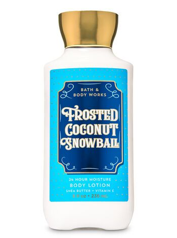 Body Lotion - Frosted Coconut Snowball (Super Smooth)
