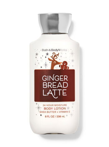 Body Lotion - Gingerbread Latte (Super Smooth)